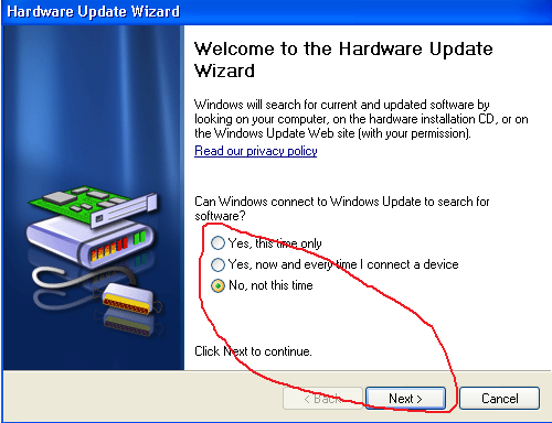 how to make ghost image of windows xp